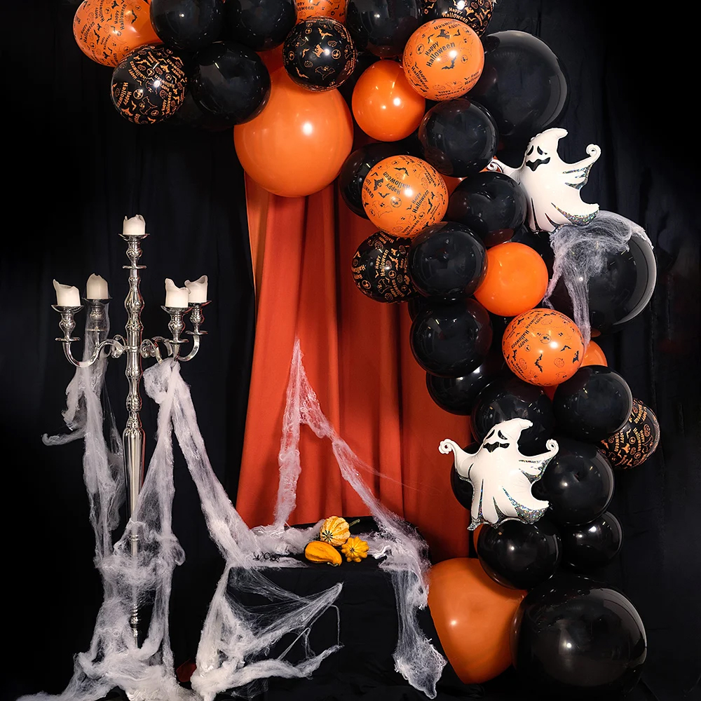 ballongbåde halloween