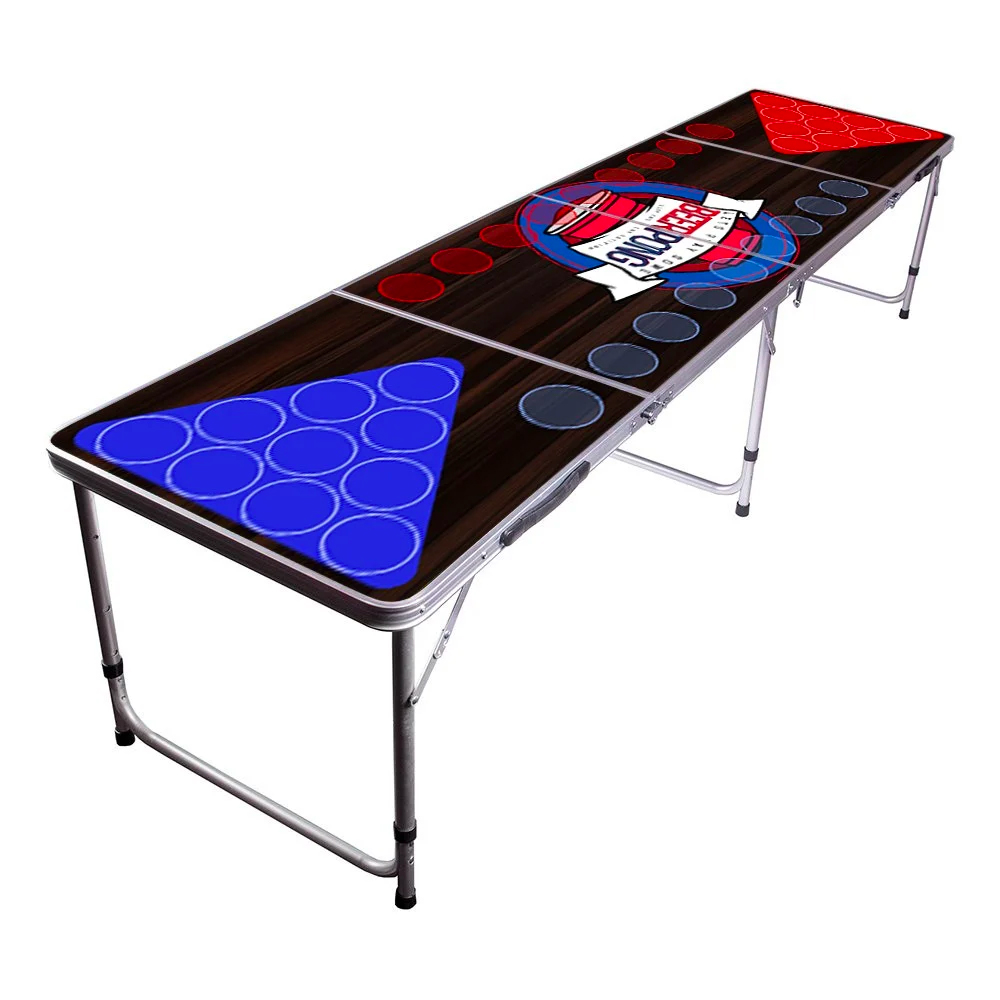 BEER PONG BORD FLIP CUP