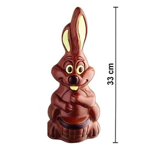 Gigantisk Sjokoladepåskehare