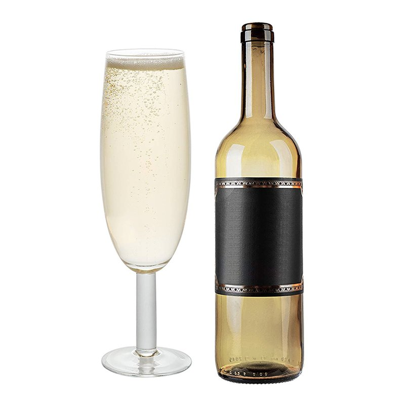 gigantisk champagneglas
