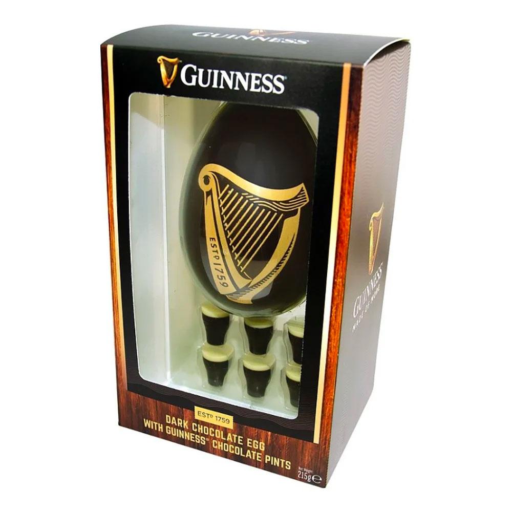 Guinness Sjokoladeegg