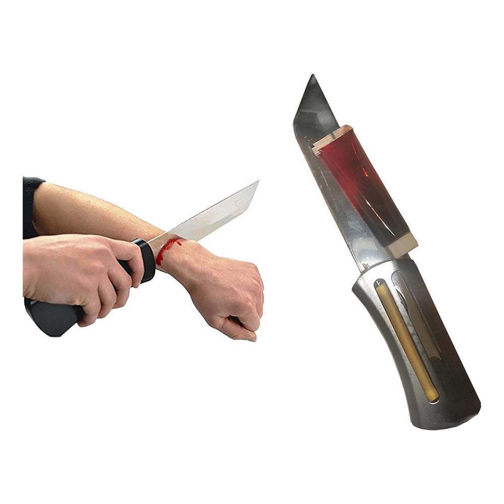 Magisk Kniv med Blod