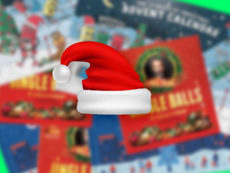 Ovanliga julkalendrar