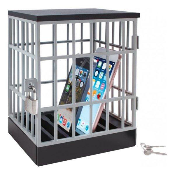 smartphone fängelse