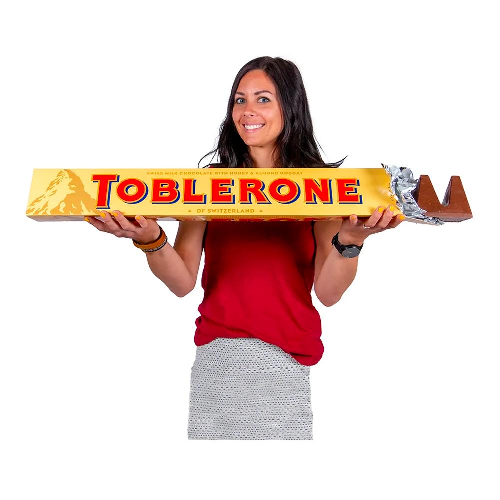 gigantisk toblerone