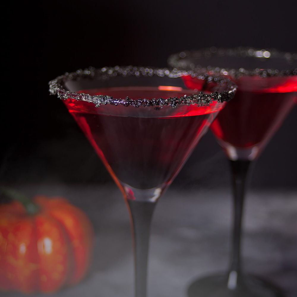 vampires kiss martini