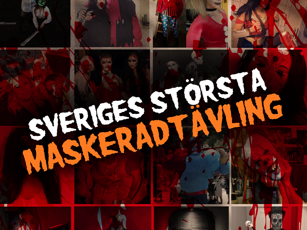 Sveriges största maskeradtävling