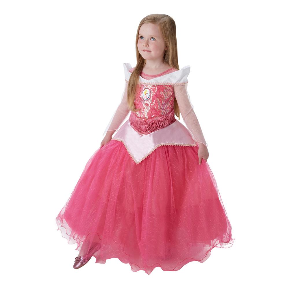 De goda féerna och Auroras prinsessklänning   Törnrosa   Disneyklassiker Sverige