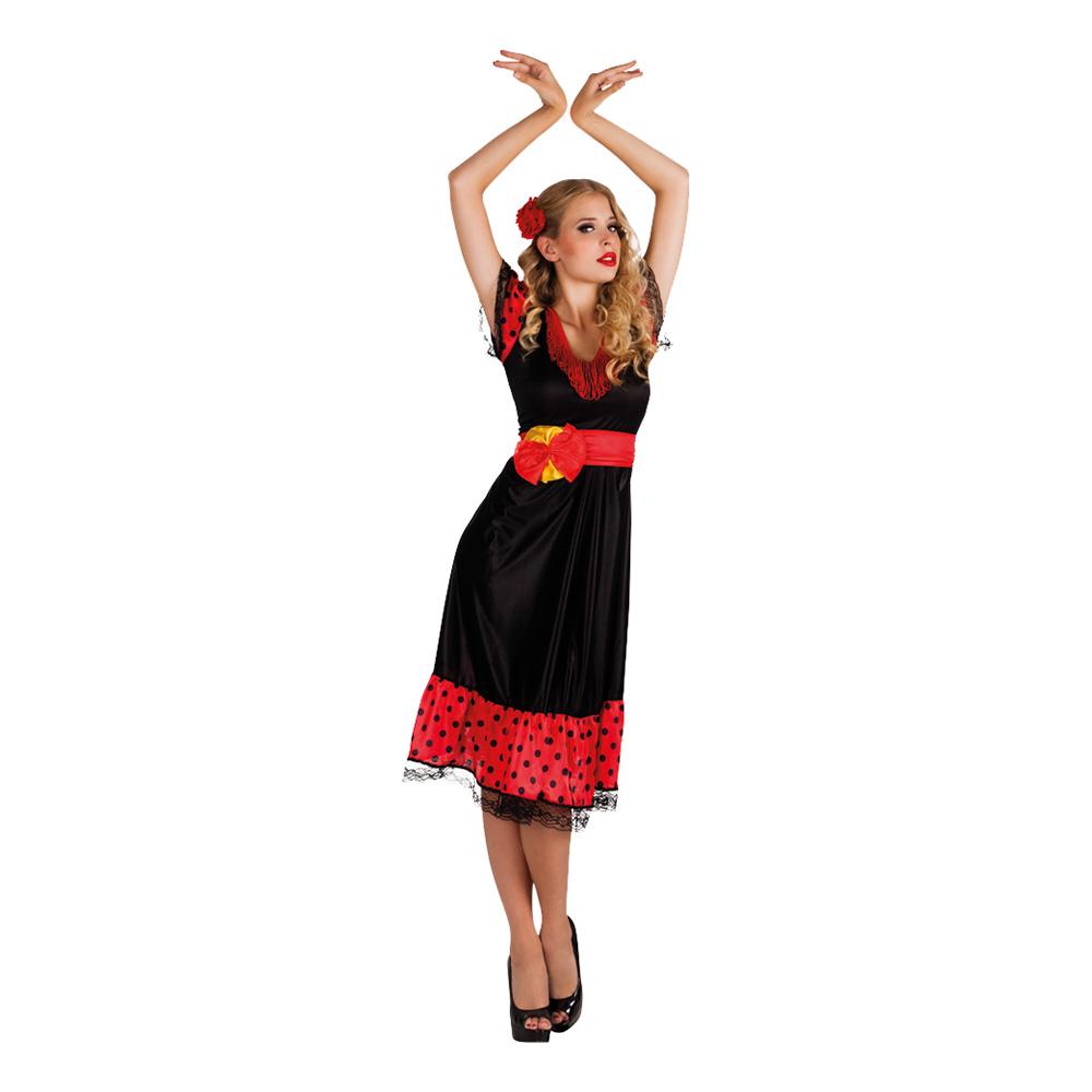 Spansk Kjole, SPANISH LADY