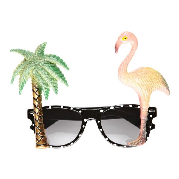 Regnbågsfärgade solglasögon till festen, köp Tillbehör på