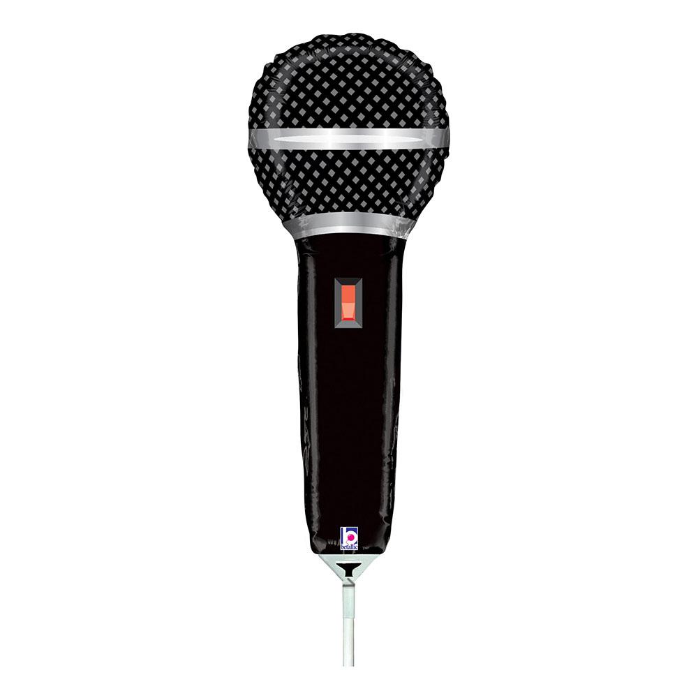 Mikrofon av Plast | Partyking