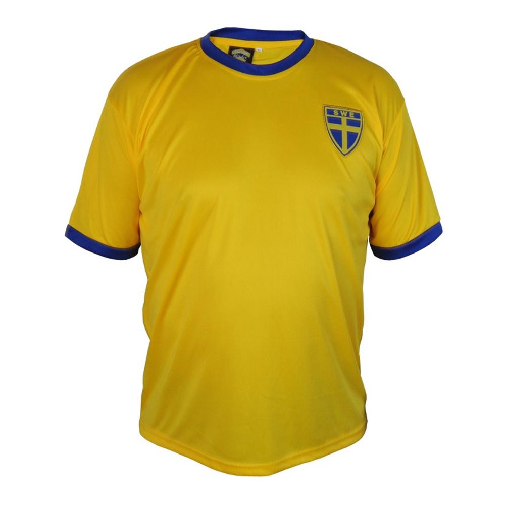 Fotbollströja Sverige Small