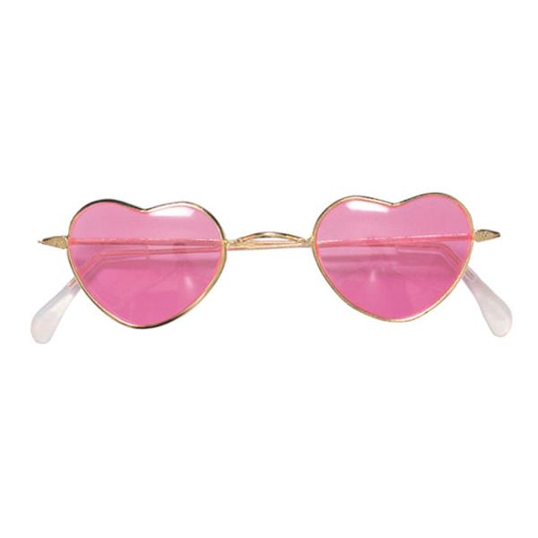 Hippiebriller Hjerteformede