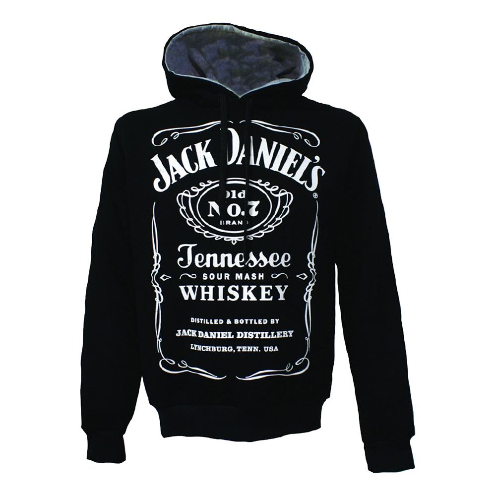 jack daniels tröja dam