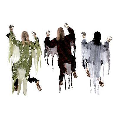 Klättrande Zombie