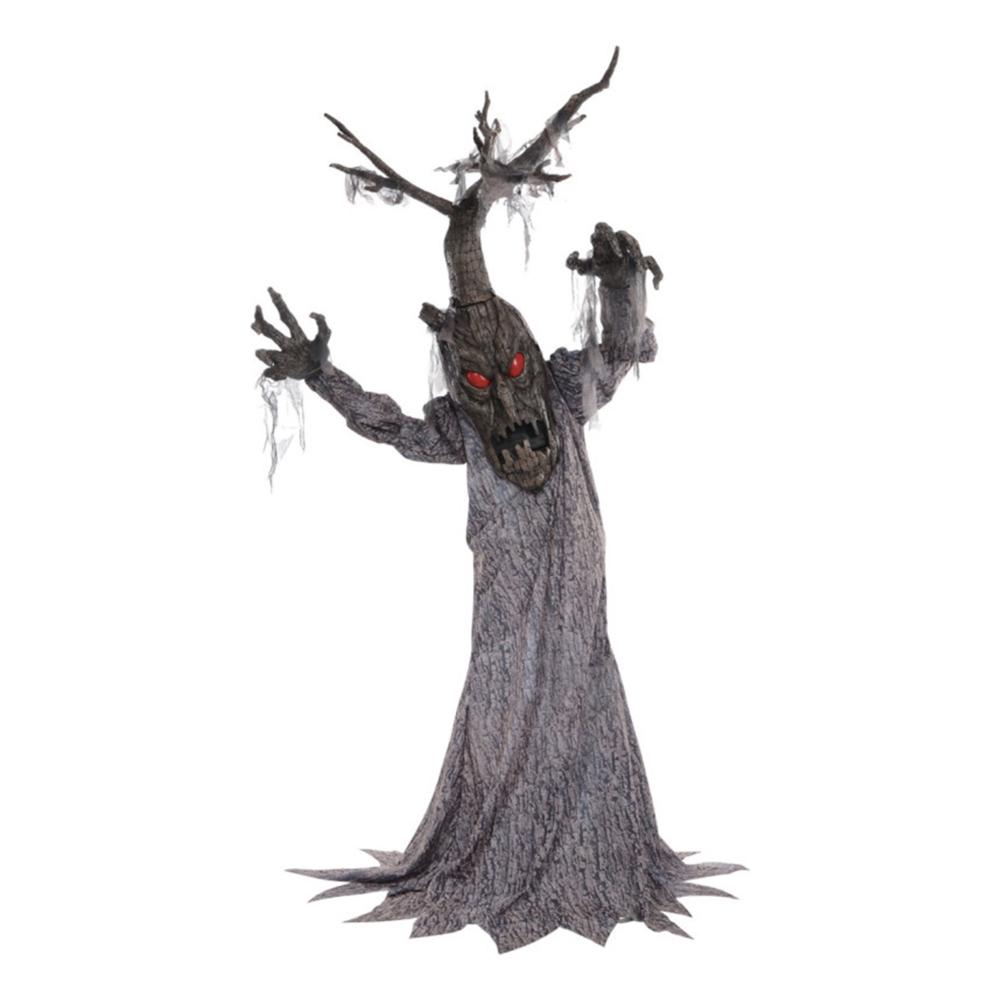 Läskigt Träd