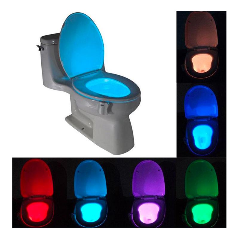 LED belysning for toalettet ditt | Alltid gratis frakt!