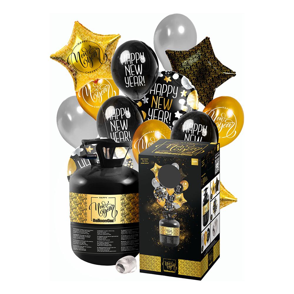 Kit heliumballonger