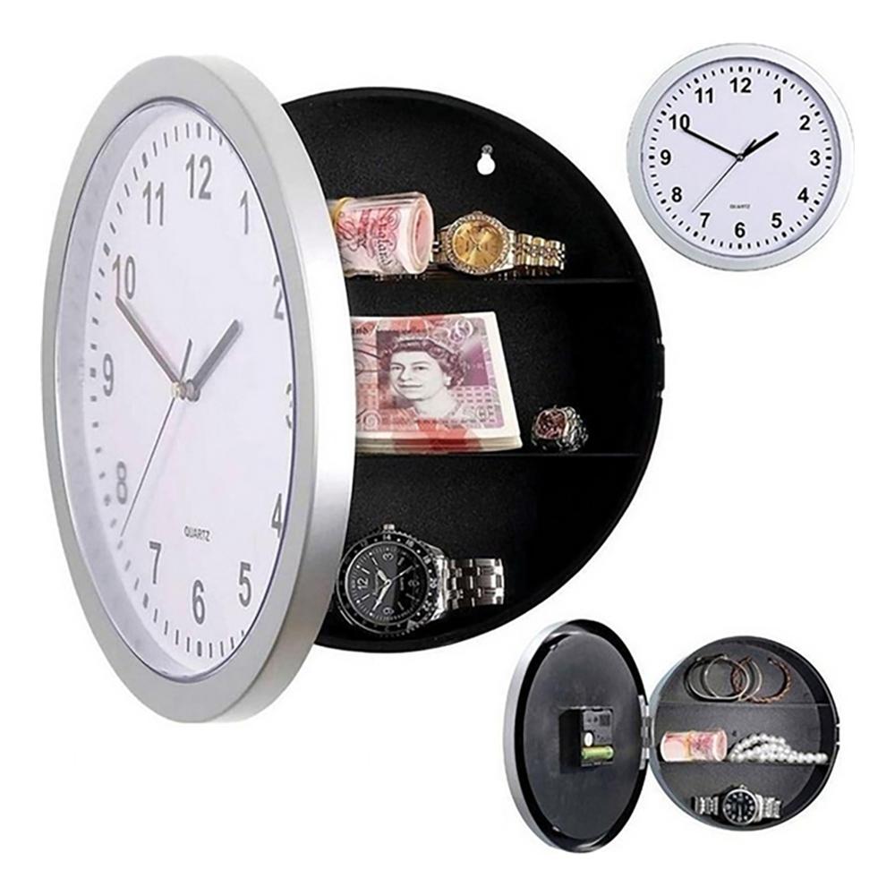 Safe Clock Väggklocka