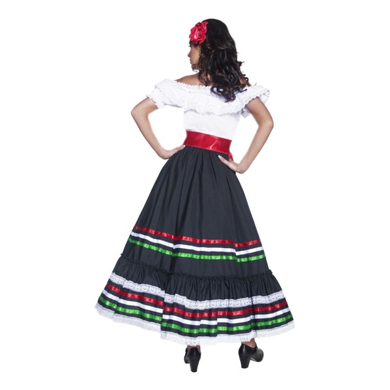 Tradisjonell Meksikansk Jentekostyme Small