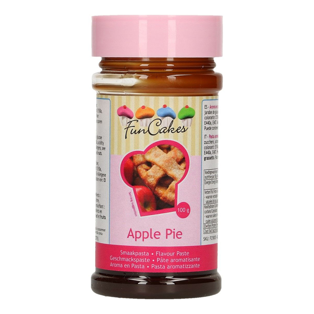 FunCakes Smaksättning Apple Pie/Äppelpaj - 100g