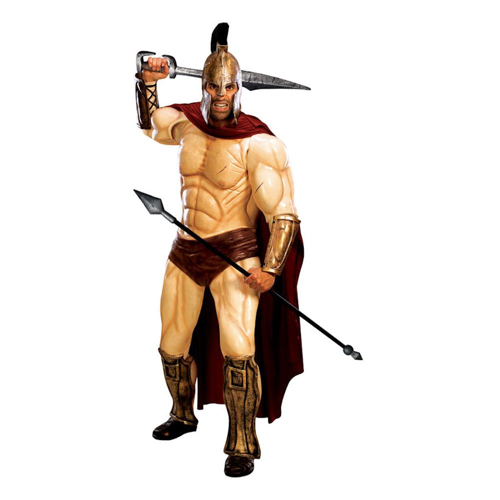 300 Spartan Supreme Maskeraddräkt - One size