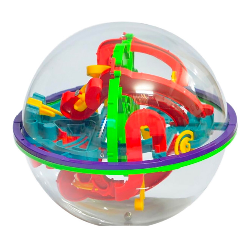 3D Labyrint Boll