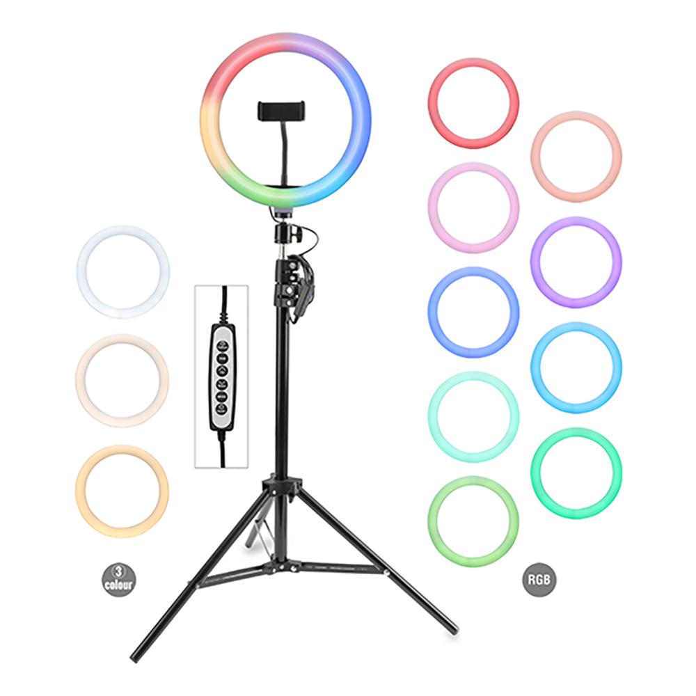 TikTok 4smarts LoomiPod Ring Light