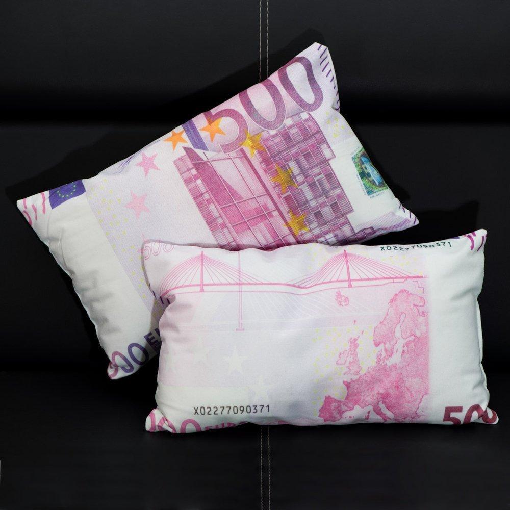 500 Euro Kudde