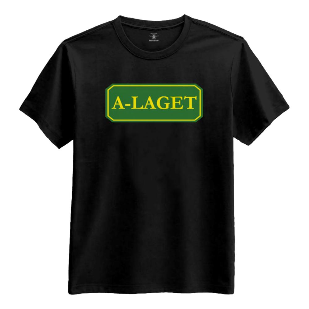 A-laget T-shirt - X-Large