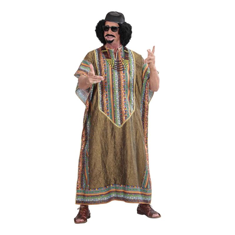 Sahara Man Maskeraddräkt - One size