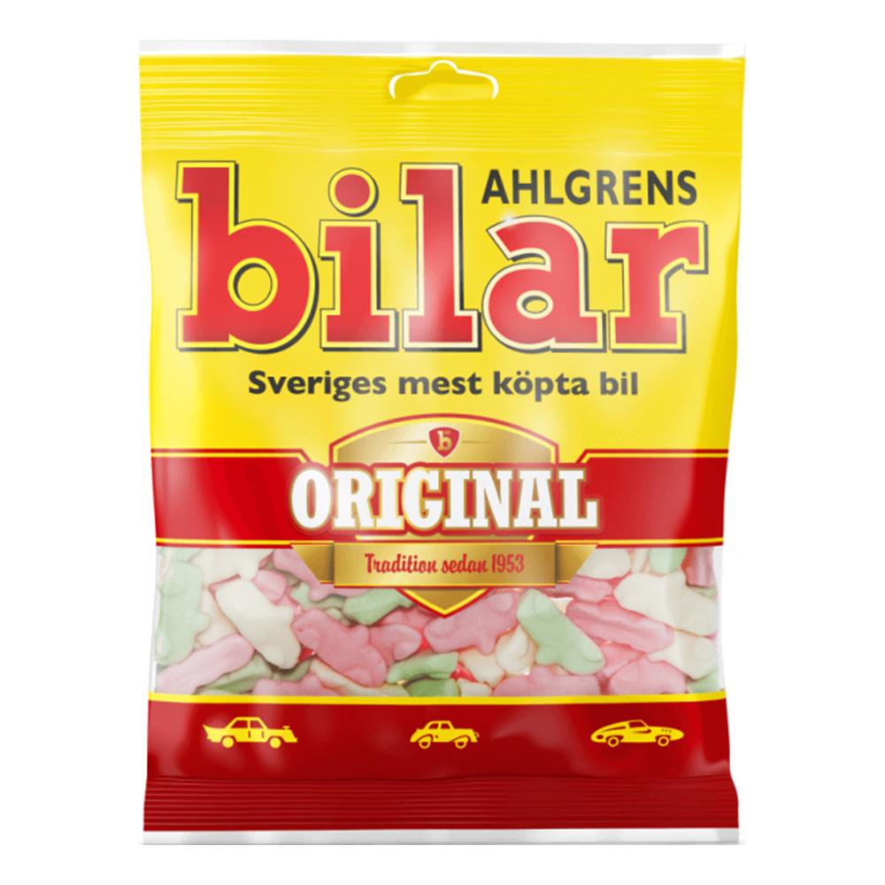 Ahlgrens Bilar - 125 gram