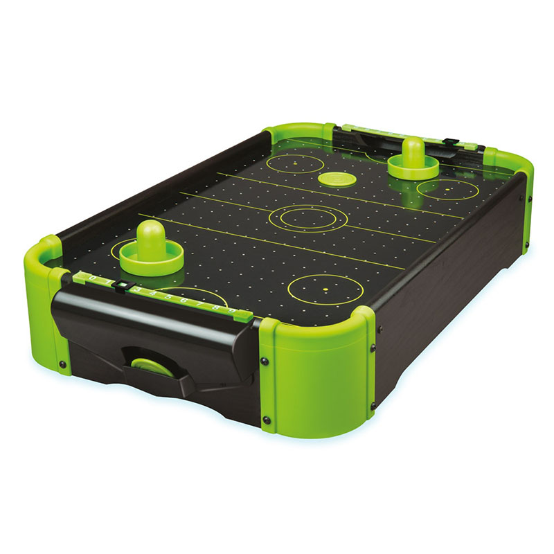Air Hockey Neon Spelbord