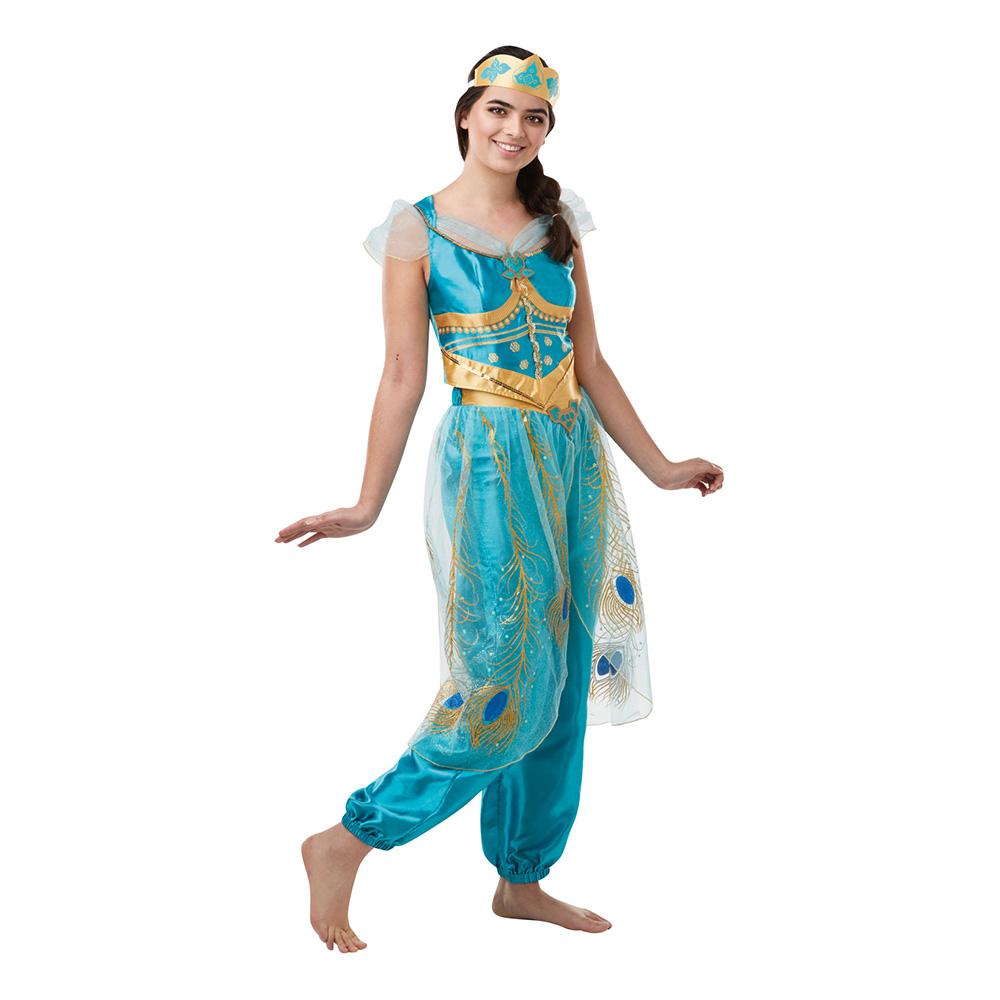 Aladdin Jasmine Maskeraddräkt - Large
