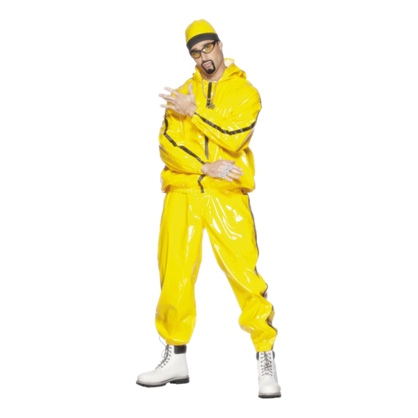 Ali G Maskeraddräkt - Medium