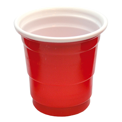 American Party Shots - 24-pack