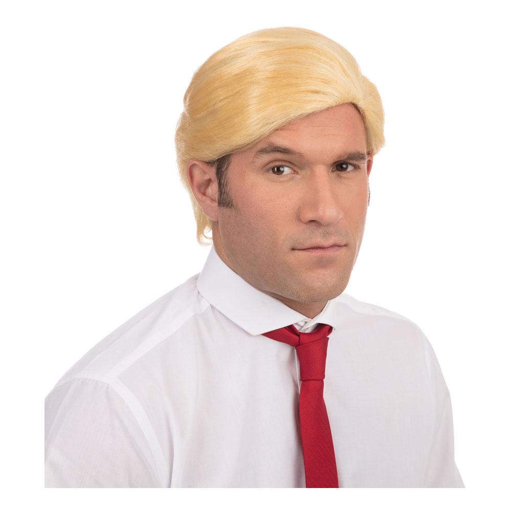 Amerikansk President Blond Peruk - One size