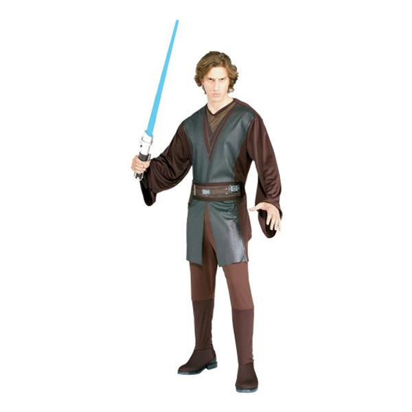 Anakin Skywalker Maskeraddräkt - X-Large