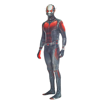 Antman Morphsuit Maskeraddräkt - Medium