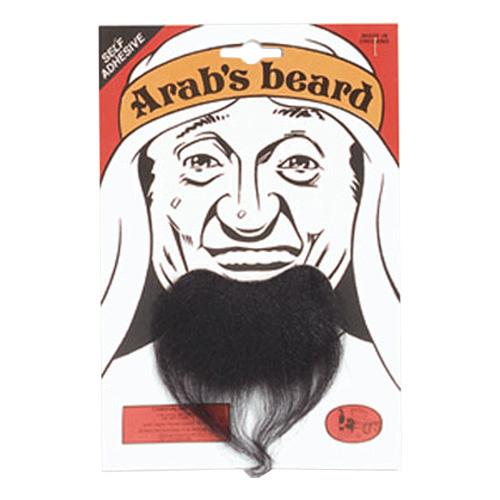 Arabskägg - Svart