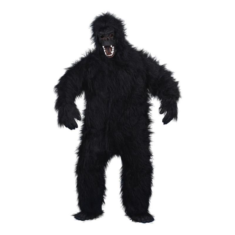 Arg Gorilla Maskeraddräkt - One size