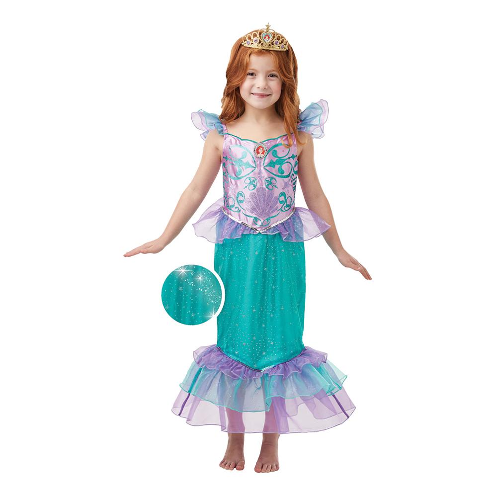 Utklädningsdräkter - Ariel Sagobok Barn Maskeraddräkt - Small