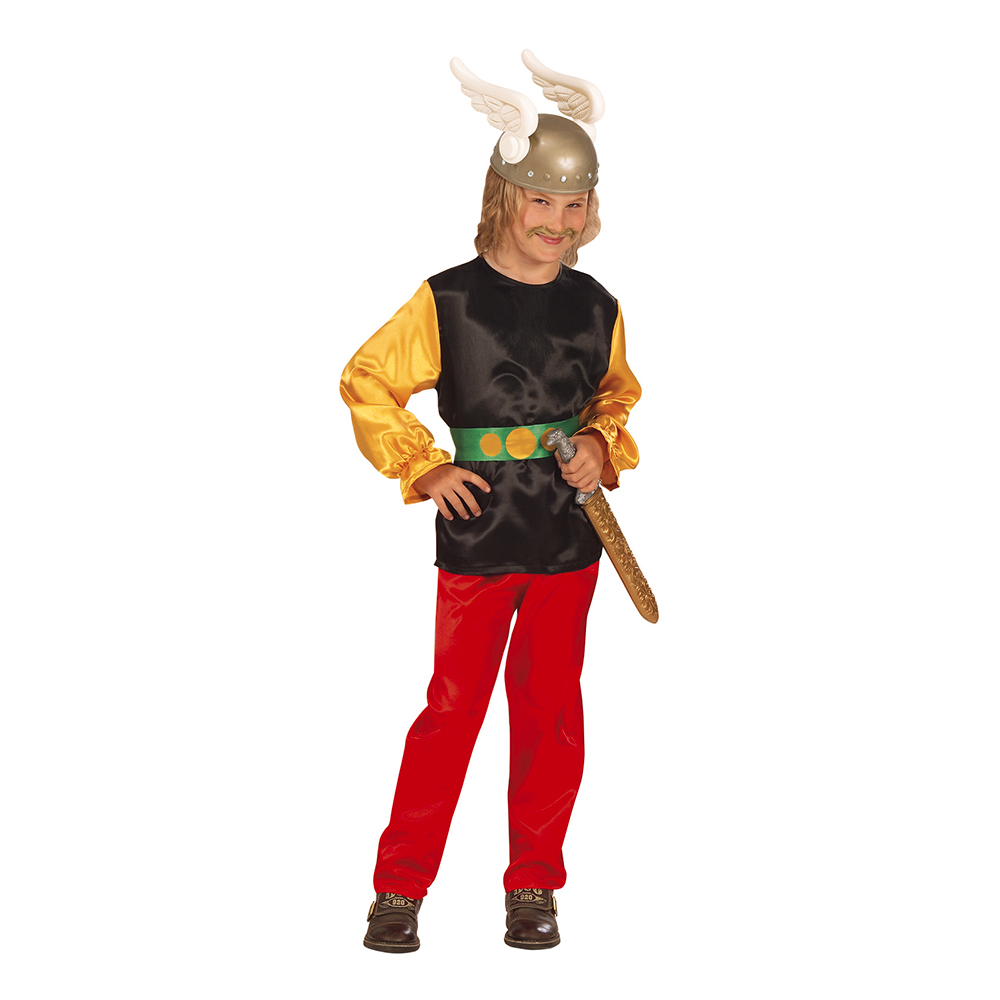 Asterix Budget Barn Maskeraddräkt - Small