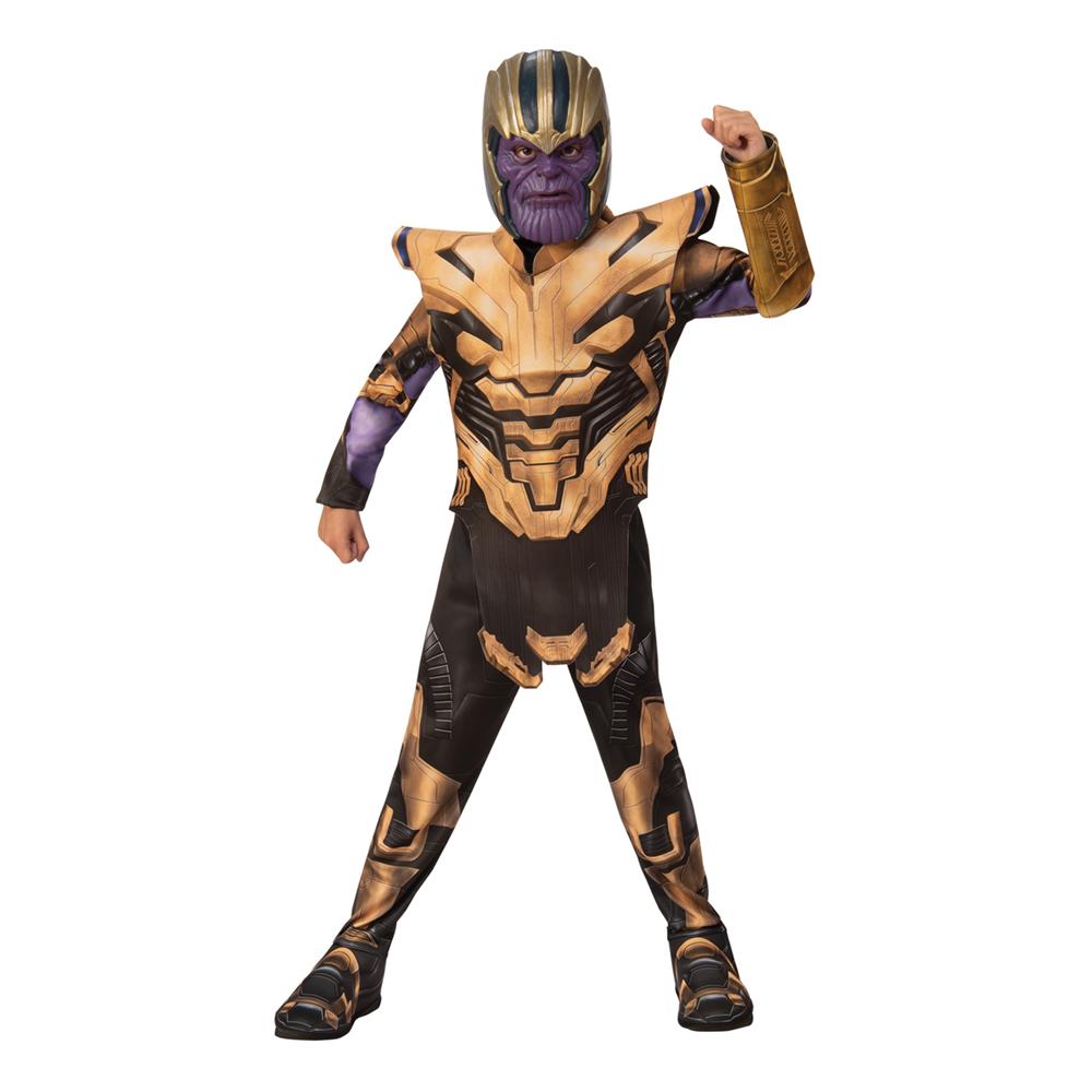 Avengers 4 Thanos Barn Maskeraddräkt - Small