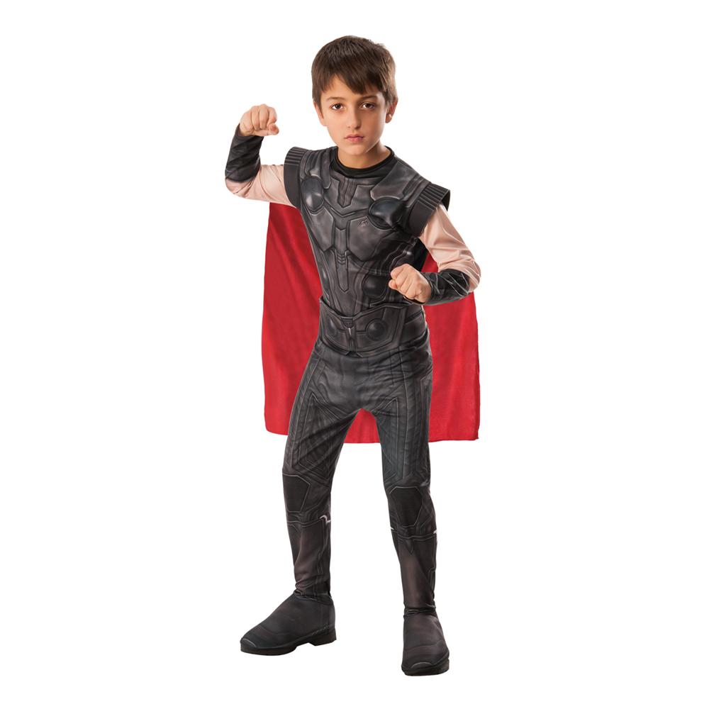Avengers 4 Thor Barn Maskeraddräkt - Medium