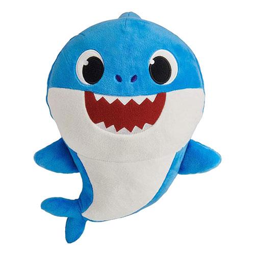 Baby Shark Gosedjur - Blå
