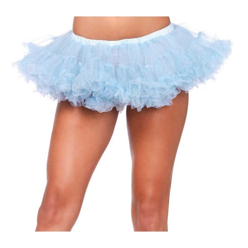 Ballerinakjol med Tyll Deluxe - Blå