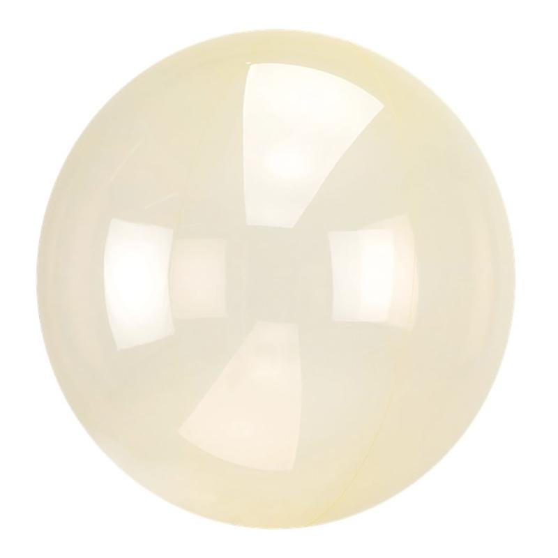Ballong Crystal Clearz Gul