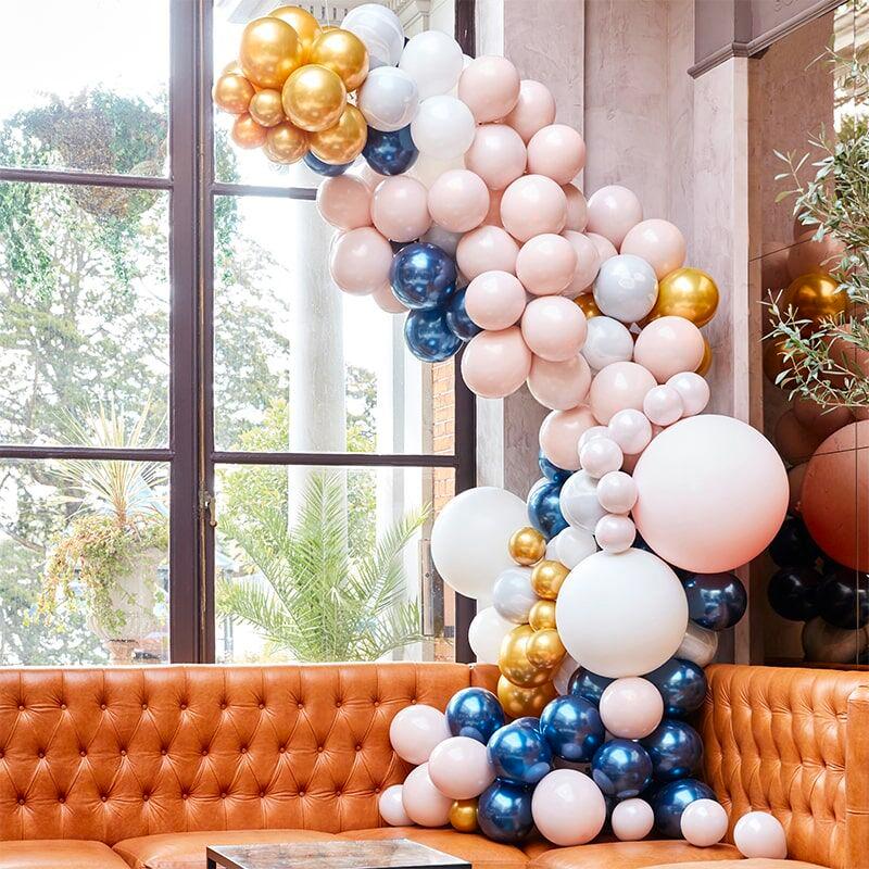 Ballongställningar