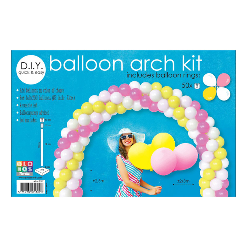 Ballongbåge Kit